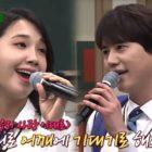 """Kyuhyun de Super Junior y Jung Eun Ji de Apink muestran su talento como vocalistas en vista previa de """"Ask Us Anything"""""""
