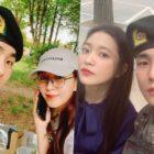 Key de SHINee agradece a BoA y a Yeri de Red Velvet por visitarlo en el ejército