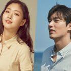 Kim Go Eun se unirá a Lee Min Ho como protagonistas del nuevo drama de fantasía de Kim Eun Sook