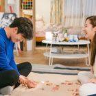 "Kim Jae Wook y Park Min Young se divierten en el set de ""Her Private Life"""