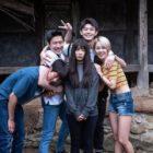 Jung Eun Ji y co-estrellas revelan que actores se desmayaron en escenas de su nueva película de terror