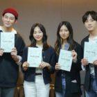 Yoon Kyun Sang, Jun de U-KISS y más asisten a la lectura de guion de próximo drama de OCN