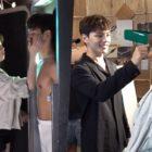 """Minah y Yeo Jin Goo perfectamente balancean el profesionalismo y diversión en detrás de cámaras de """"Absolute Boyfriend"""""""