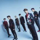 """GOT7 encabeza las listas de iTunes de todo el mundo con """"SPINNING TOP"""""""