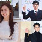 Park Min Young recibe un dulce apoyo de Yoo Jae Suk y Lee Seung Gi en plató de drama