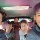 """Suzy y Lee Seung Gi agradecen al equipo y reparto de """"Vagabond"""" de SBS tras finalizar las grabaciones del programa"""