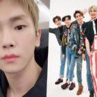 Key de SHINee celebra el aniversario número 11 del grupo con un dulce mensaje