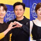 """Song Joong Ki califica """"Arthdal Chronicles"""" como un desafío + Habla sobre trabajar con Jang Dong Gun y Kim Ji Won"""