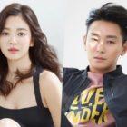 Song Hye Kyo y Joo Ji Hoon en conversaciones para protagonizar un nuevo drama legal