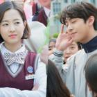"""Park Bo Young y Ahn Hyo Seop roban corazones con uniformes escolares en """"Abyss"""""""