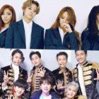 """""""SMTOWN Live 2019 In Tokyo"""" confirma que algunos integrantes de Super Junior, EXO, f(x) y Girls' Generation, serán incapaces de participar"""