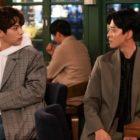 """L de INFINITE y Lee Dong Gun tienen un encuentro intenso en """"Angel's Last Mission: Love"""""""