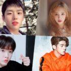 """Hongseok de PENTAGON, Yuqi de (G)I-DLE, Sanha de ASTRO, BM de KARD y más se unen a """"Law Of The Jungle"""""""