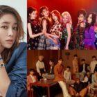 Estilista habla sobre cómo es trabajar con Lee Min Jung, Girls' Generation, SEVENTEEN y más