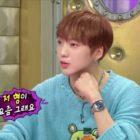 Kang Seung Yoon de WINNER explica porqué piensa que sus miembros de grupo sienten pena por él