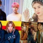 """Ídolos quienes alcanzaron la """"hermosa edad"""" de 25 (años coreanos) este año"""