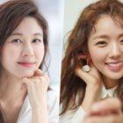 "Chae Soo Bin sorprende a Kim Ha Neul con dulce regalo en el set de ""The Wind Blows"""