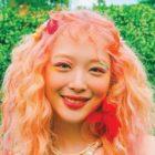 """[Actualizado] Sulli revela detalles para su álbum sencillo en solitario """"Goblin"""" y evento especial"""