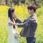 """Shin Hye Sun y L de INFINITE comparten un emotivo momento en un campo de flores en """"Angel's Last Mission: Love"""""""