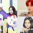 Jeon Somi habla sobre trabajar con Lee Dae Hwi de AB6IX, su amistad con Eunbin de CLC y más