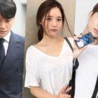 No Cut News informa que Seungri también fue investigado por uso de drogas en el 2016 cerca al tiempo del caso de Han Seo Hee y B.I