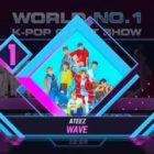 """ATEEZ logra su primera victoria en """"M Countdown"""" con """"Wave"""" – Presentaciones de Jeon Somi, Leo, Stray Kids y más"""