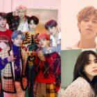 BTS, Yunho de TVXQ y Kim Na Young lideran las listas semanales de Gaon