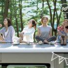 Fin.K.L disfruta de la naturaleza en pósters y teaser para su reality show