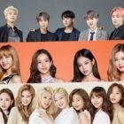 Se revela el ranking de reputación de marca de grupos ídolos del mes de junio