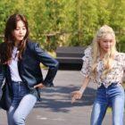 "Chungha realiza por primera vez actuación de nueva canción en ""Running Man"" + Baila ""Gotta Go"" con Seol In Ah"