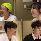 HaHa expresa amor por su familia y su esposa Byul en una cena divertida con Kim Jong Kook y Kim Jong Min