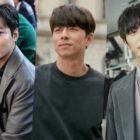 Lee Min Ho, Gong Yoo, y Kim Jae Wook deslumbran en la semana de la moda masculina de París