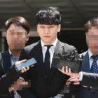 Seungri es remitido a Fiscalía por siete cargos