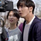 Lee Sang Yeob y Park Ha Sun elogian la actuación del otro en el próximo drama sobre un amor prohibido