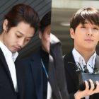 Jung Joon Young y Choi Jong Hoon niegan cargos de violación agravada en juicio conjunto