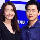 YoonA de Girls' Generation y Jo Jung Suk se elogian y describen el trabajo en equipo para su nueva película