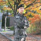 Kang Min Hyuk de CNBLUE agradece a fans por los buenos deseos por su cumpleaños + comparte actualización desde el ejército