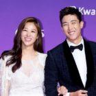 Jang Shin Young y Kang Kyung Joon anuncian embarazo
