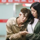 """Kim Min Kyu se apoya en Go Won Hee en la sala de emergencias en """"Perfume"""""""