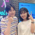 Suho de EXO habla de su amistad con Jung Eun Ji de Apink, encontrarse con el presidente Donald Trump, y más