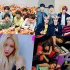 BTS, NCT 127, Chungha, Red Velvet y más se ubican en altas posiciones en la lista de álbumes mundiales de Billboard