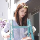 Lee Min Jung luce concentrada mientras ayuda a administrar una peluquería en España para nuevo programa de variedades
