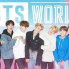 BTS encabeza la lista semanal de álbumes de Gaon con la banda sonora de BTS WORLD