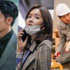 """Sung Hoon, Han Bo Reum y Baro de B1A4 se preparan para salvar a una compañía en el próximo drama """"Level Up"""""""