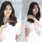 Song Hye Kyo asiste al primer evento público oficial después del anuncio de su divorcio