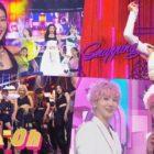 "Red Velvet, Chungha, (G)I-DLE, Yesung de Super Junior y más actúan en ""Inkigayo"""