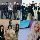 BTS, NCT 127, GFRIEND, Chungha, y más toman altas posiciones en la lista de álbumes mundiales de Billboard