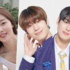 """Han Sun Hwa muestra apoyo por su hermano Han Seung Woo y el ex-participante de """"Produce X 101"""", Choi Byung Chan"""