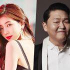 Suzy protagonizará el nuevo MV de PSY