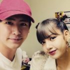 Nichkhun de 2PM muestra su dulce apoyo a Lisa de BLACKPINK
